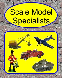 Buffalo Road Imports construction scale model specialists